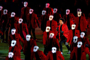 The Weeknd halftime show 2021 - Neomag.