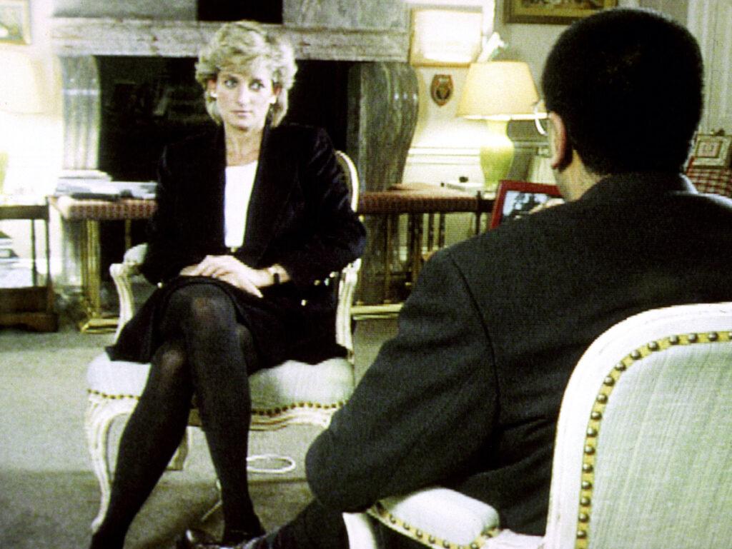 intervista di Lady diana alla BBC - Neomag.