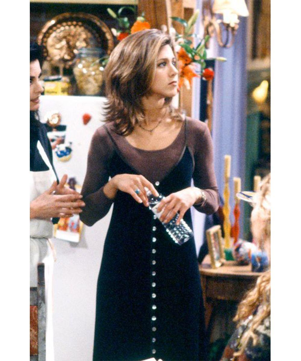 mini dress di Rachel green - Neomag.