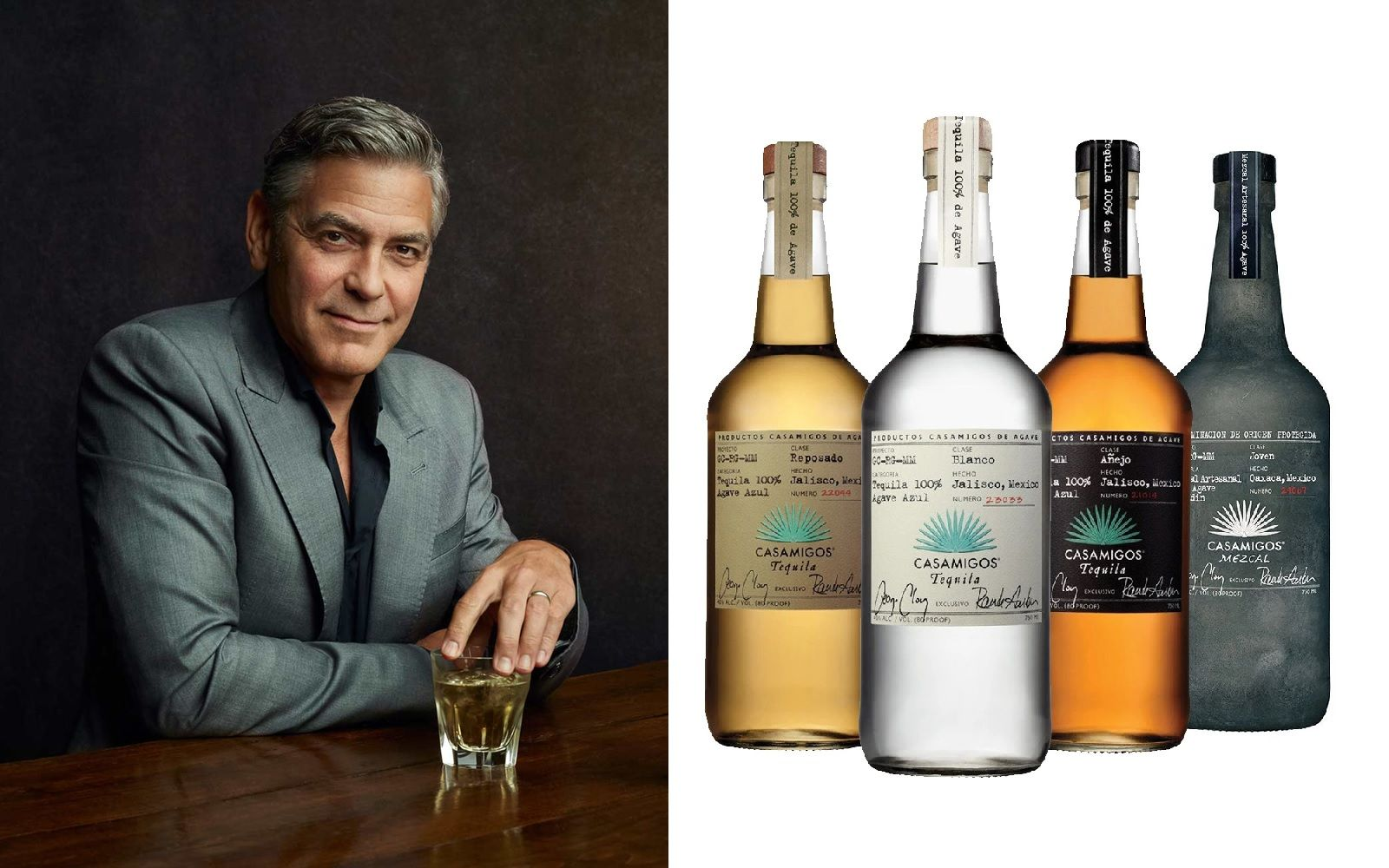 tequila di George Clooney - neomag.