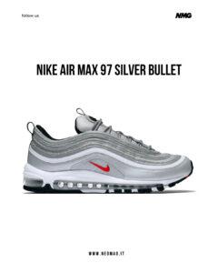 Nike Air Max 97 Silver Bullet - neomag.