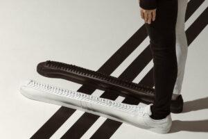 Adidas più lunghe del mondo - neomag.