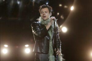 Grammys Harry Styles - neomag.