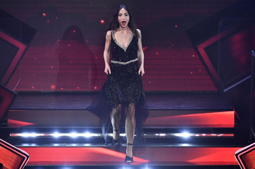 Matilda De Angelis a Sanremo - neomag.