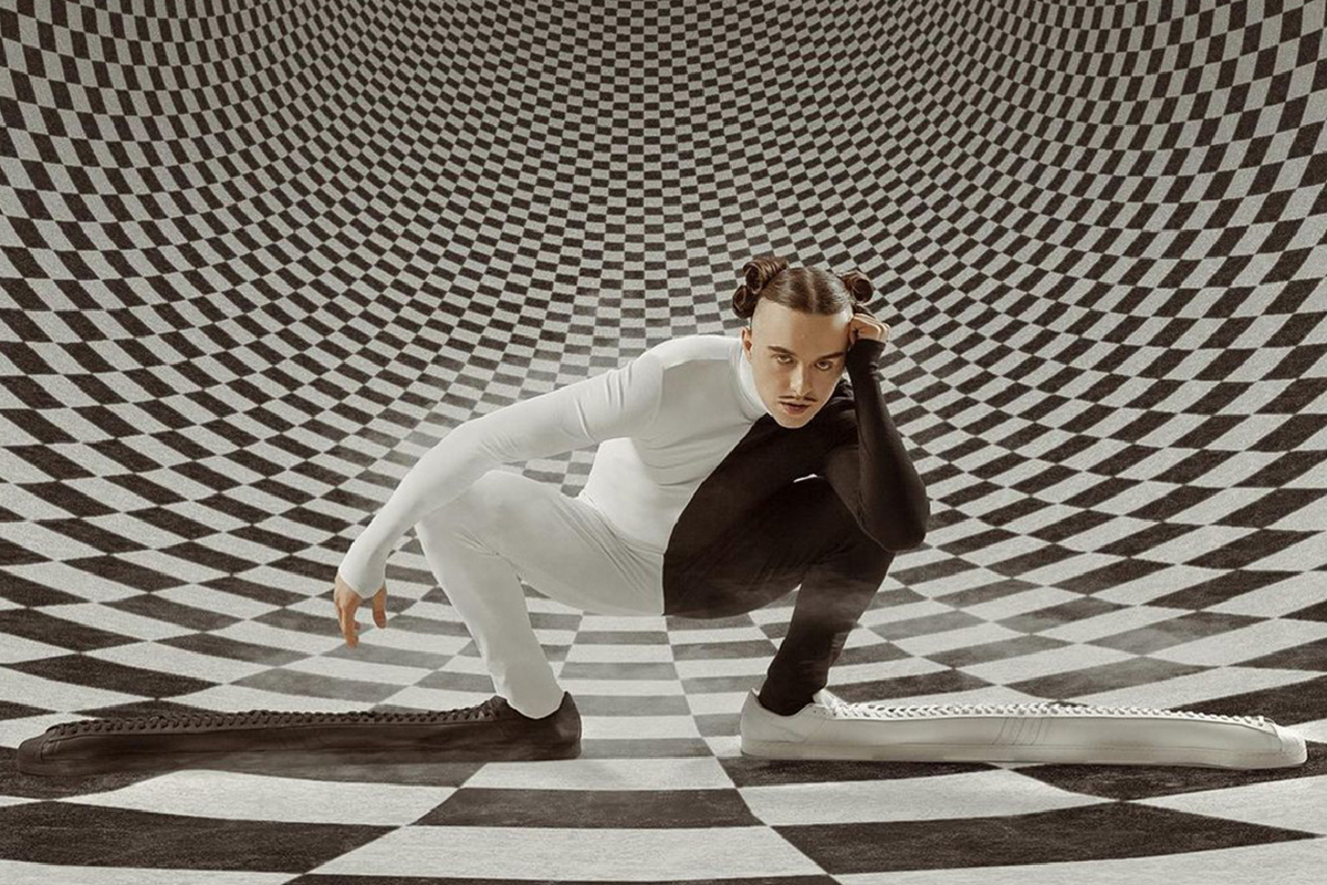Tommy Cash x Adidas - neomag.