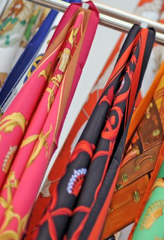 foulard di Hermès - neomag.