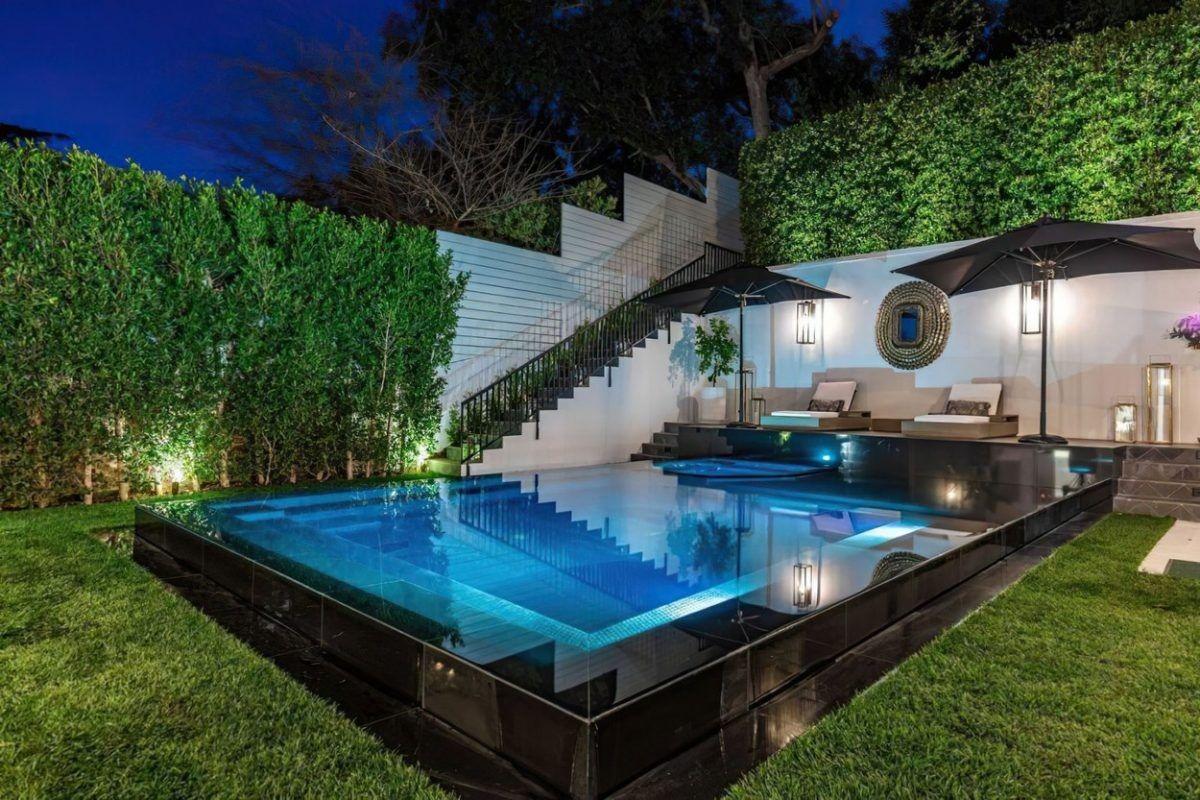 piscina villa rihanna - neomag.
