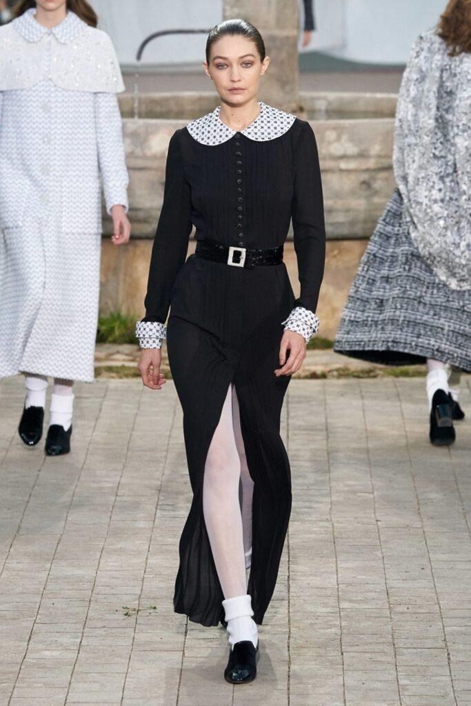 Gigi x Chanel - neomag.