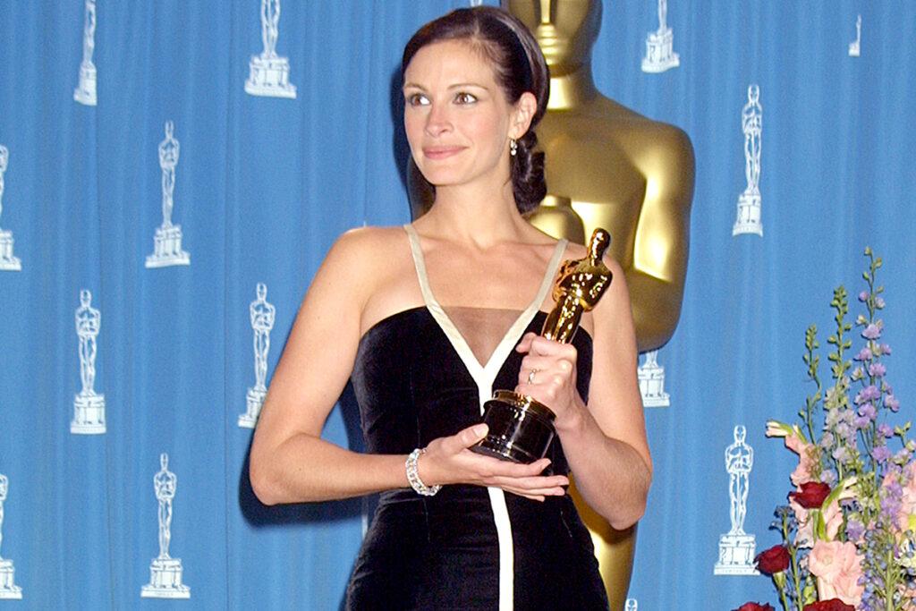 Julia Roberts Oscar - neomag.