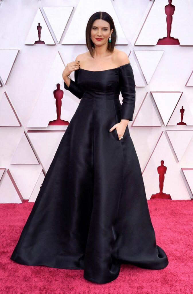 Laura Pausini Oscar 2021 - neomag.