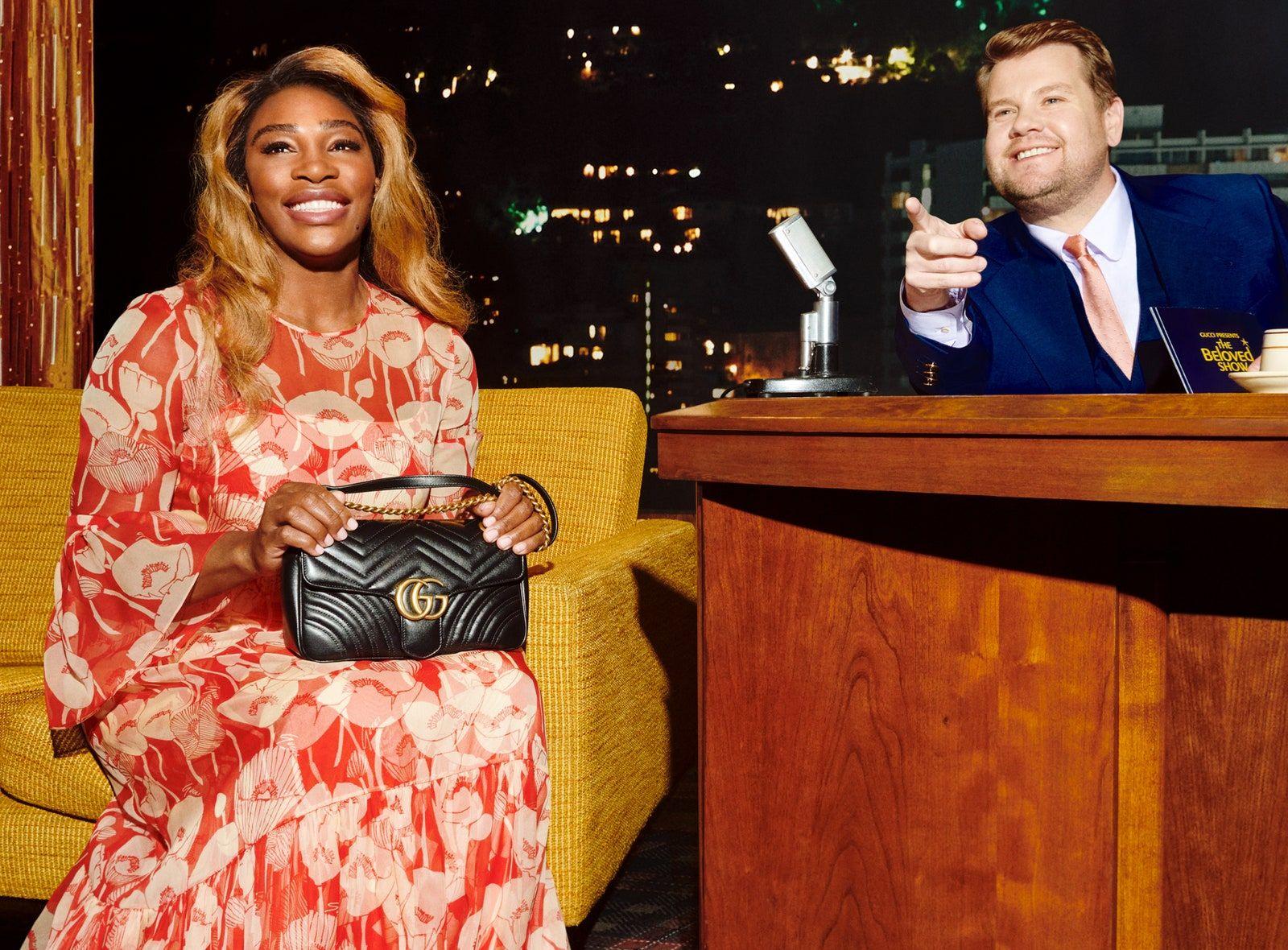 Serena Williams x Gucci - neomag.