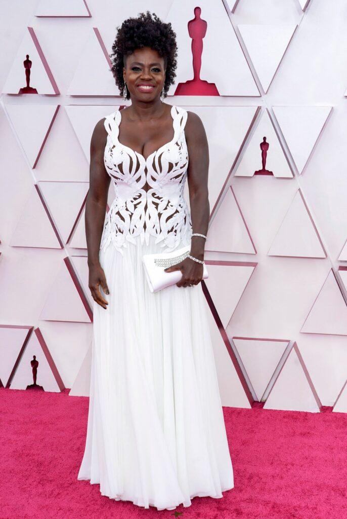 Viola Davis Oscar 2021 - neomag.