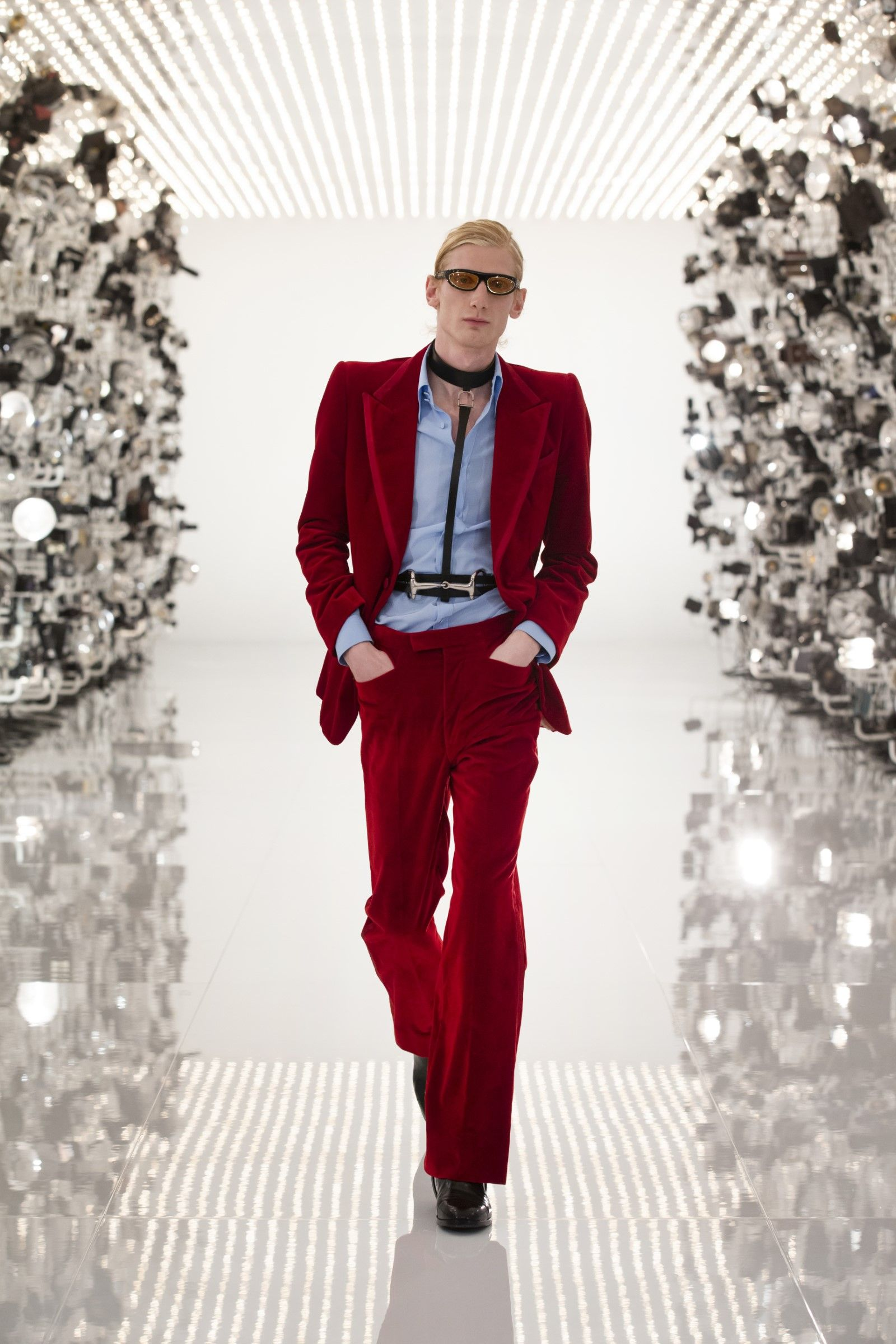 gucci cruise 2021 - neomag.