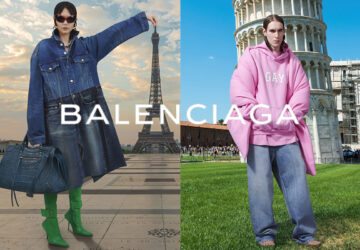 viaggio di Balenciaga - neomag.