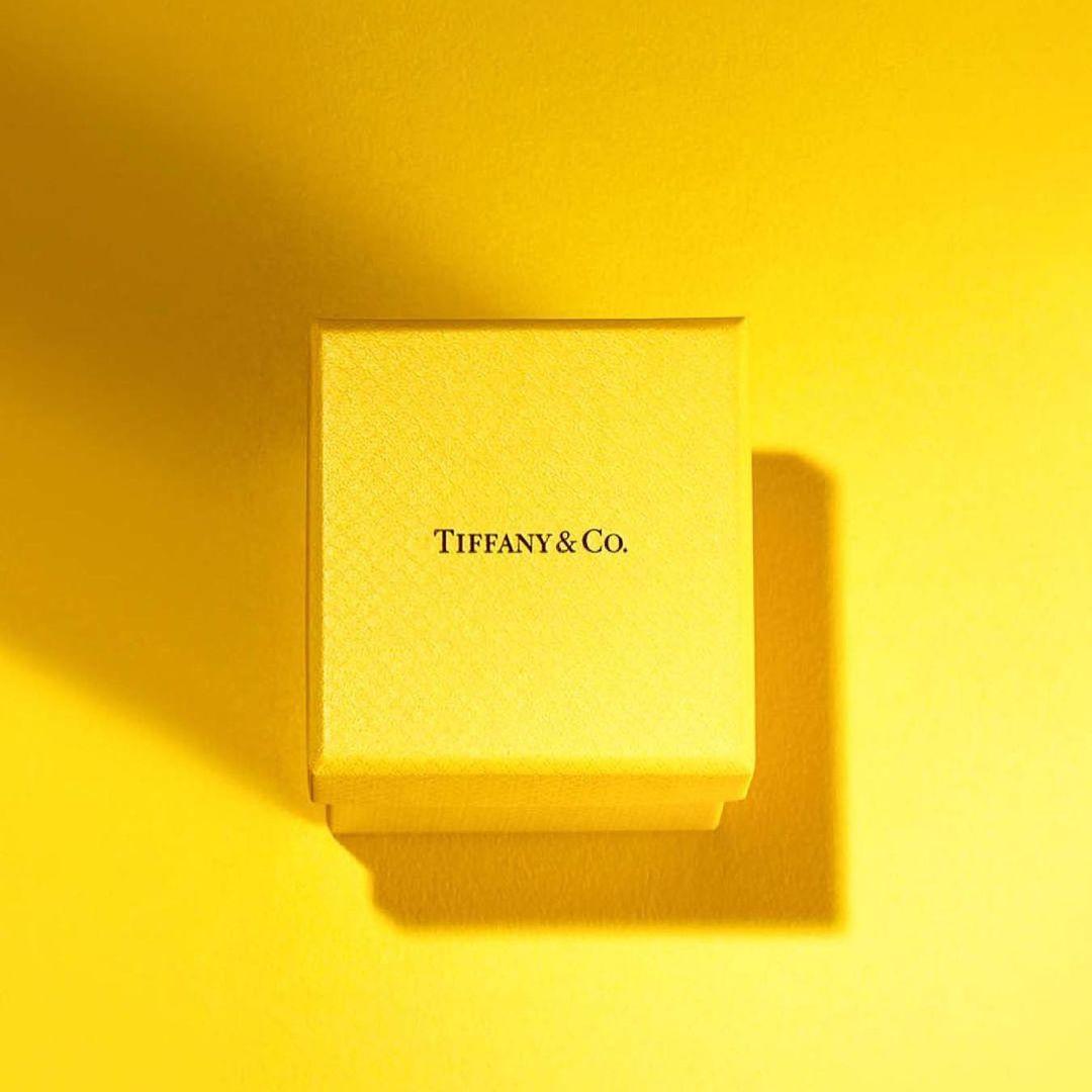 scatola tiffany gialla - neomag.