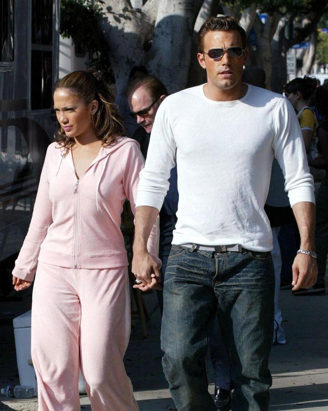 Ben Affleck e Jennifer Lopez - neomag.