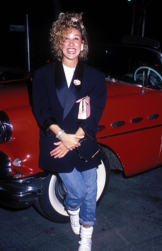 Sarah jessica parker jeans - neomag.