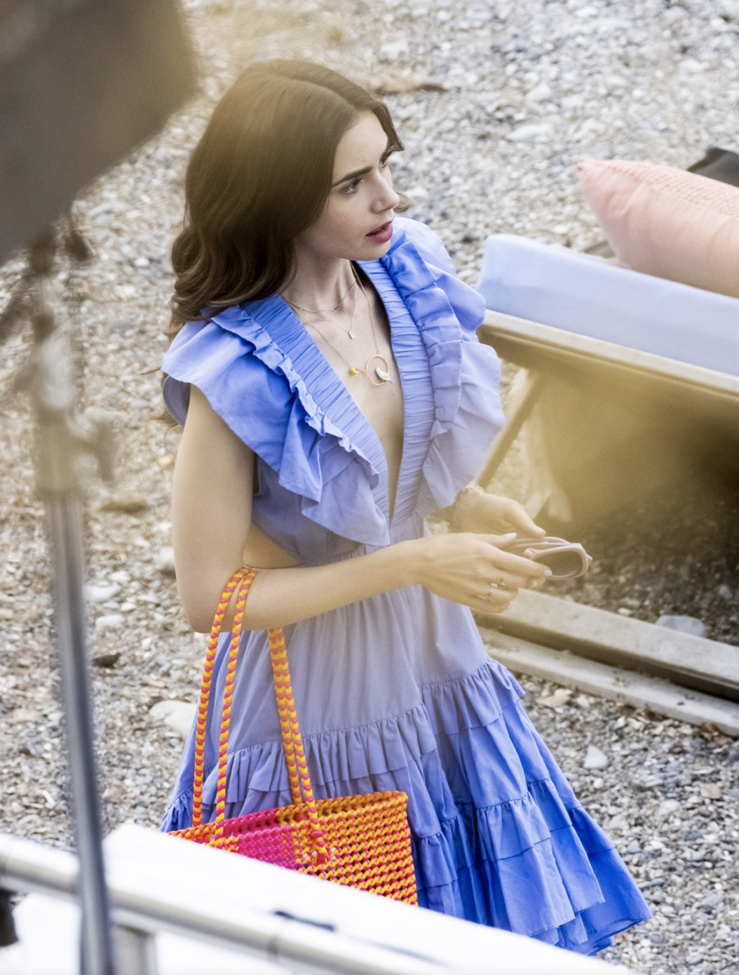 Lily Collins in Emily in Paris - neomag.