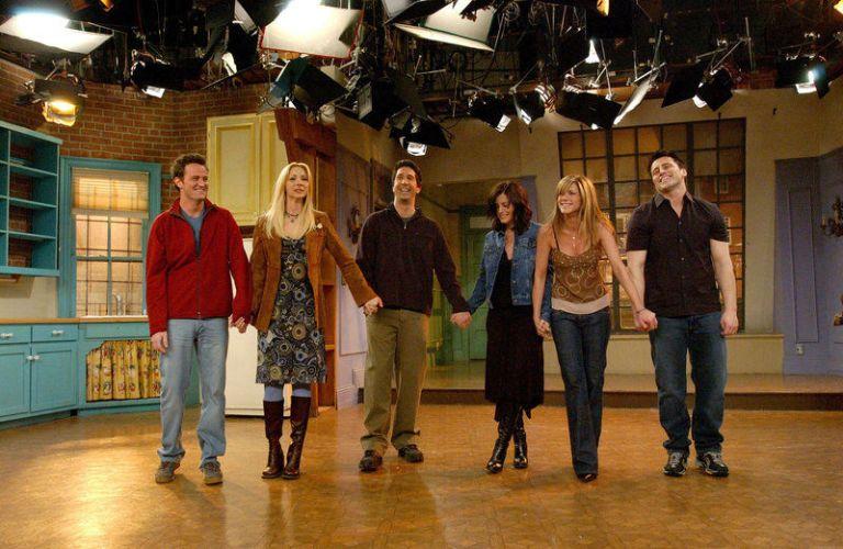 Ultima puntata di Friends - neomag.