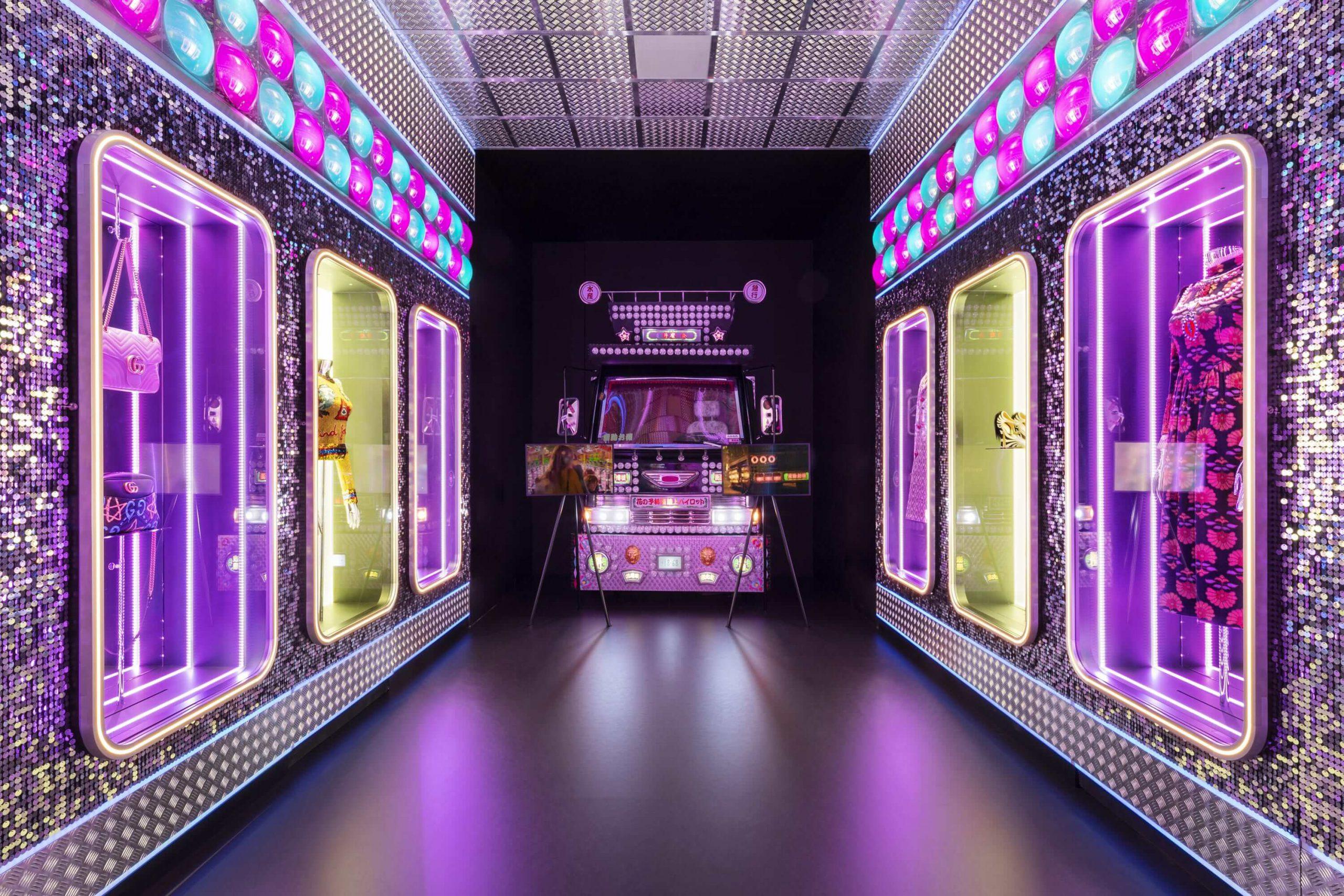 mostra di Gucci - Neomag.