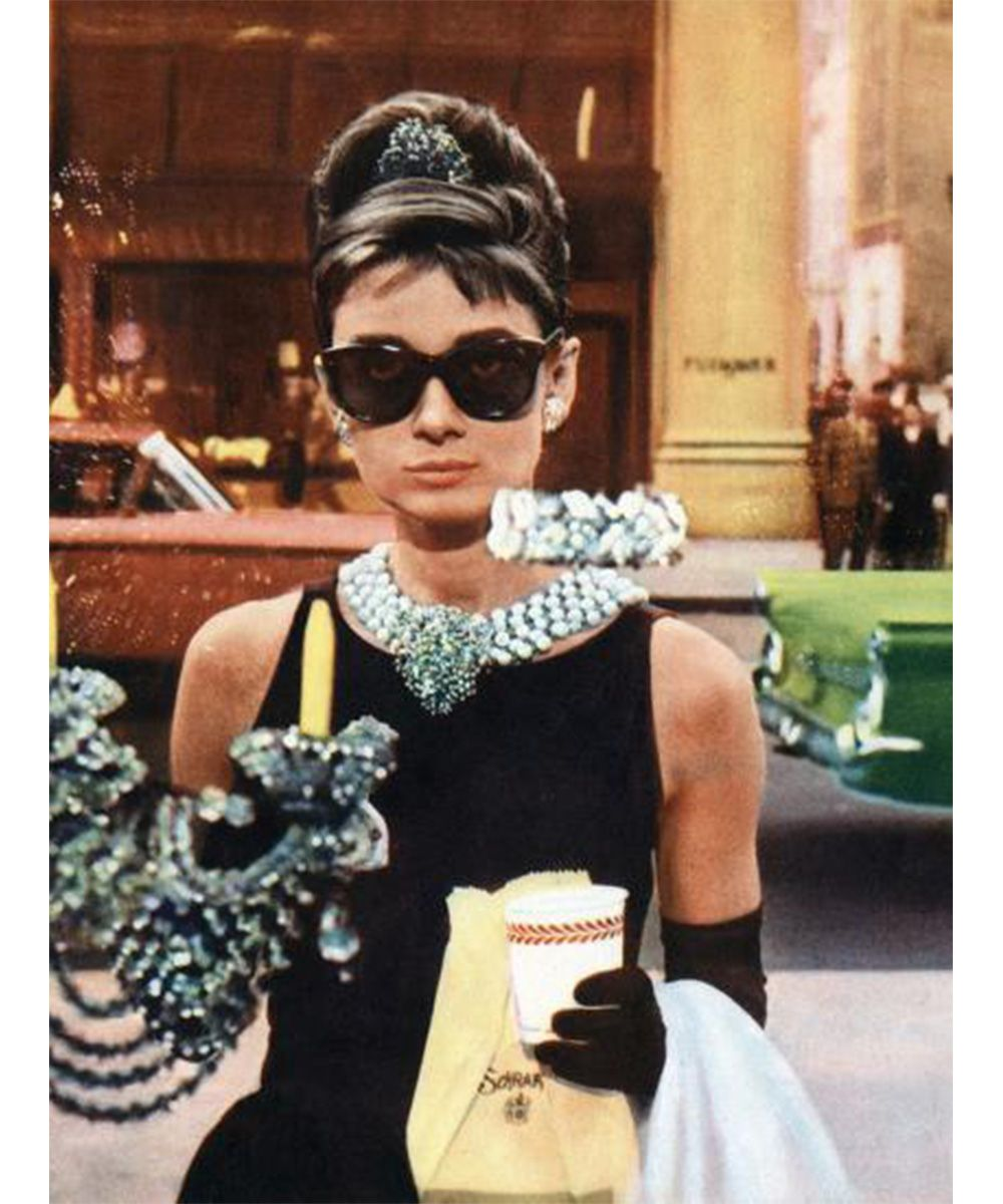 occhiali da sole Audrey Hapburn - neomag.