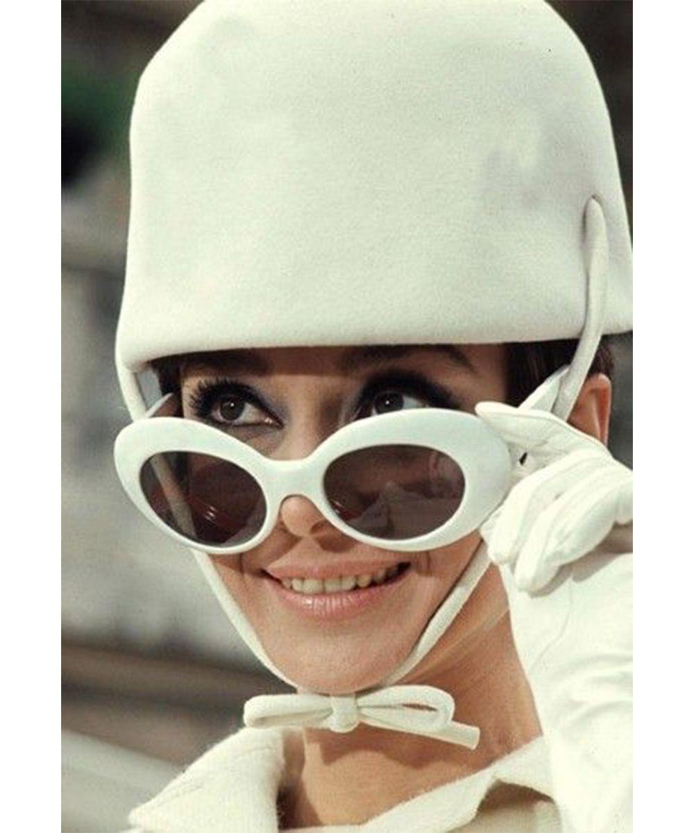 occhiali da sole Audrey Hepburn - neomag.1