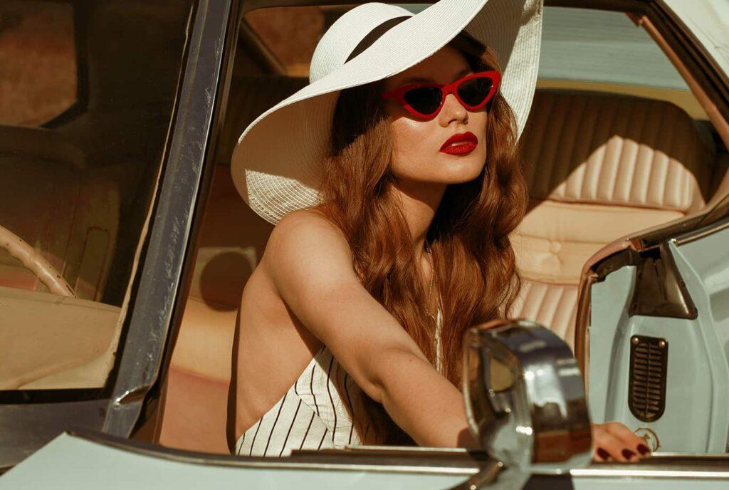 occhiali da sole anni 70 - neomag.