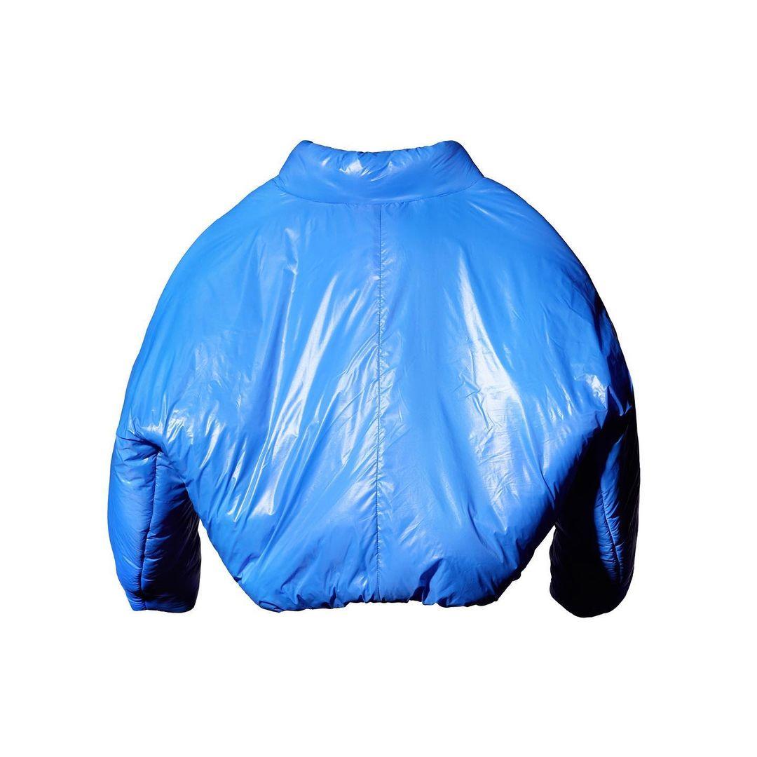 Round Jacket - neomag.