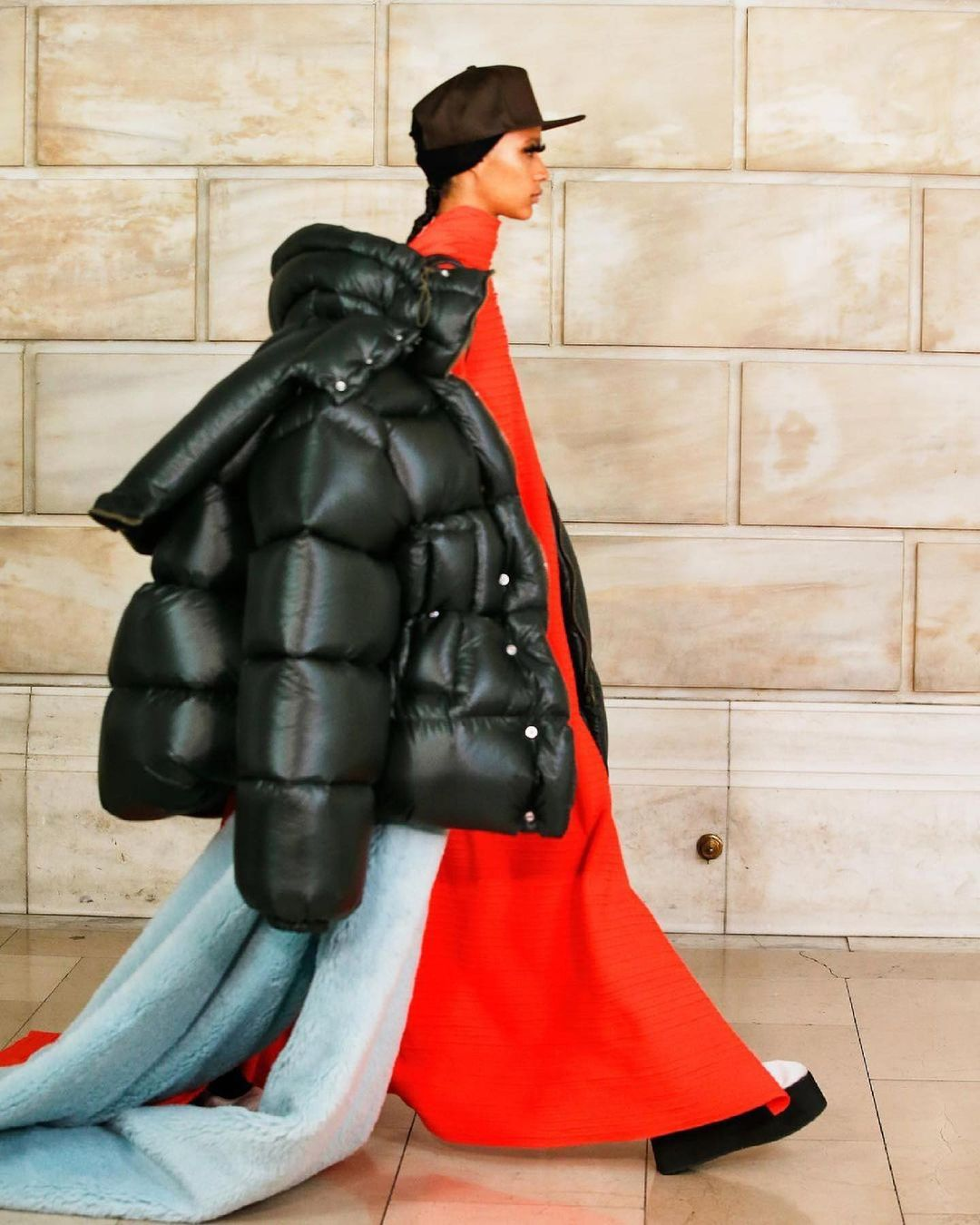 fw 21 di Marc Jacobs - neomag.