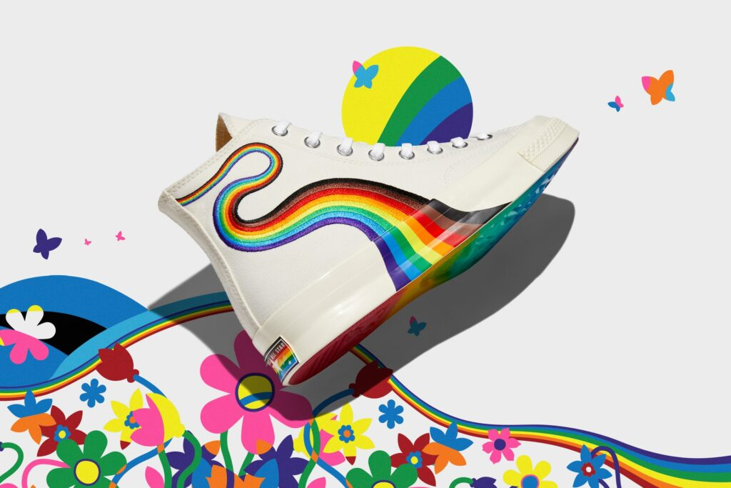 Converse pride 2021 - neomag.