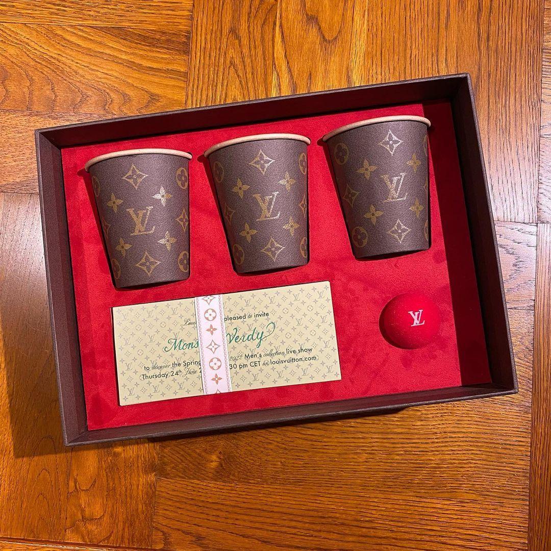 Giochi da tavolo Louis Vuitton - neomag.