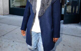 Kanye West Street Style - neomag.