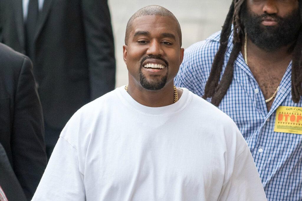Kanye West - neomag.