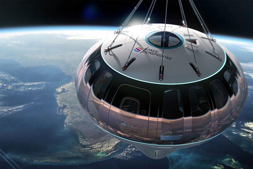 andare nello spazio - NEOMAG.