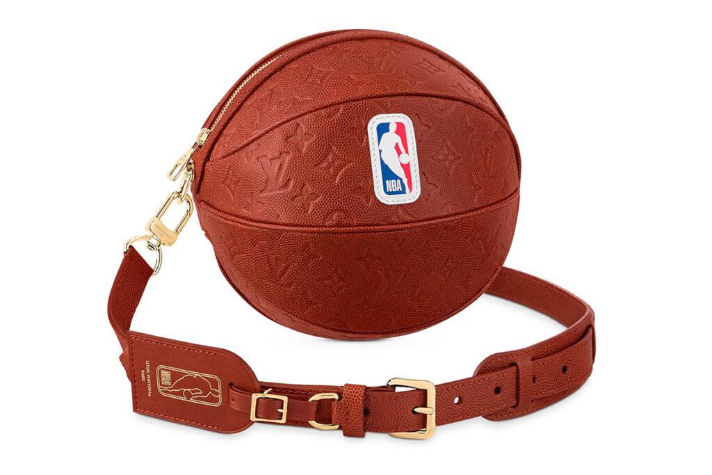 borsa Louis Vuitton x NBA - neomag.