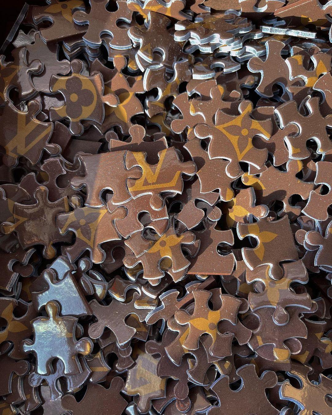 puzzle louis vuitton - neomag.