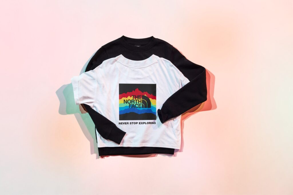 the north face pride - neomag.