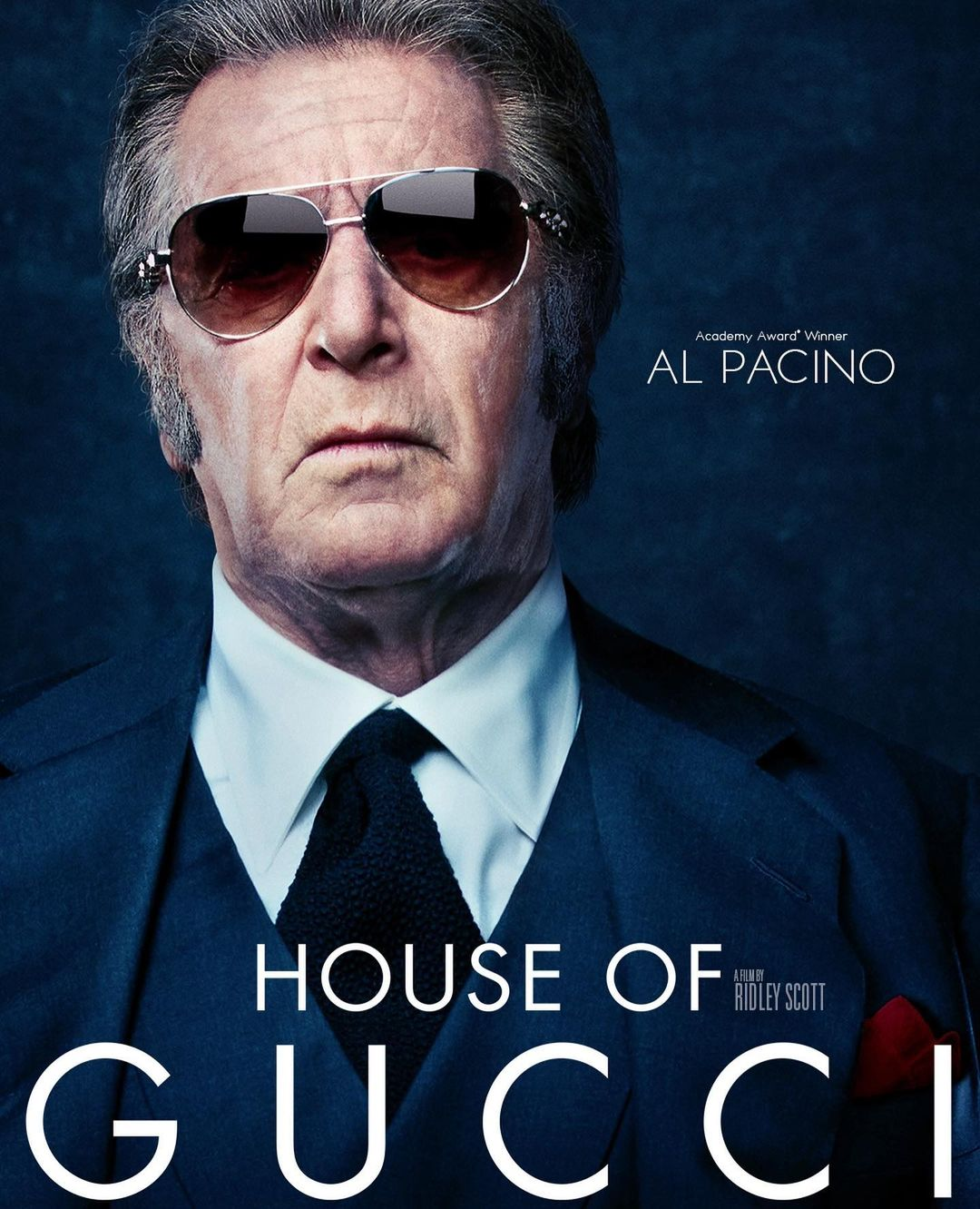 Al Pacino in House of Gucci - neomag.