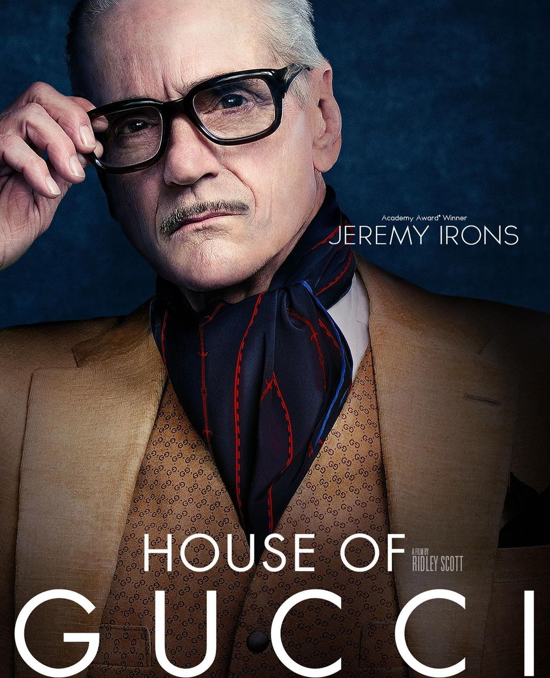 Jeremy Irons in House of Gucci - neomag.