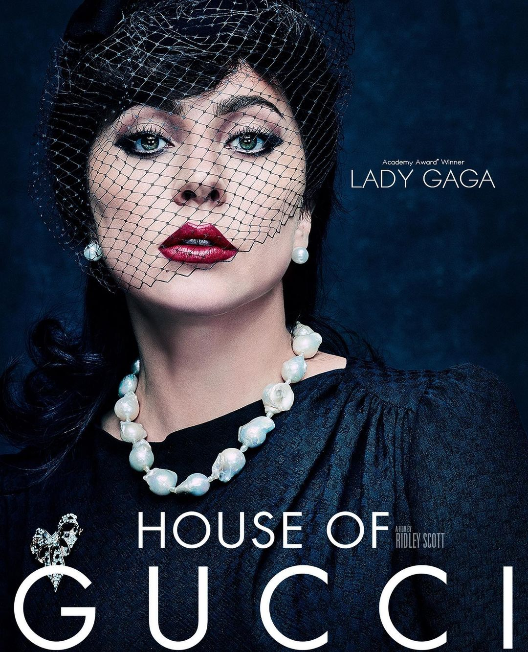 Lady gaga in House of Gucci - neomag.