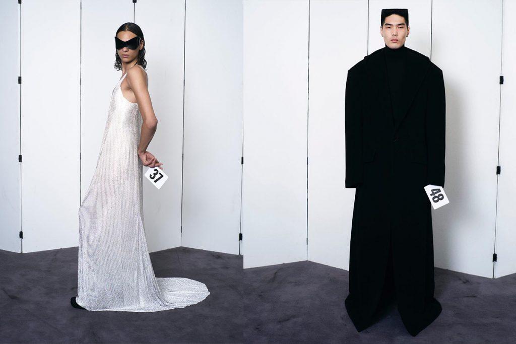 Balenciaga Houte Couture - neomag.