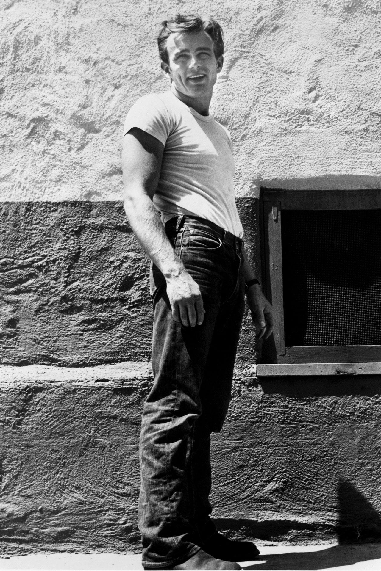 James-Dean White-T-Shirt -neomag.