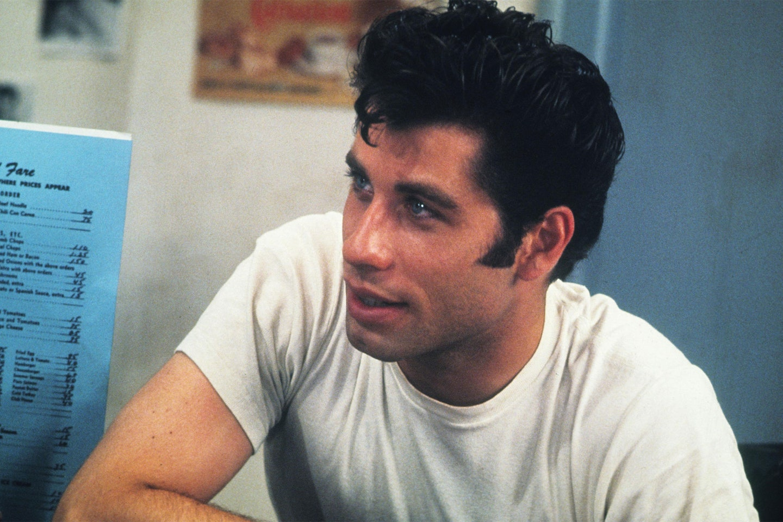 John Travolta t-shirt bianca - neomag.