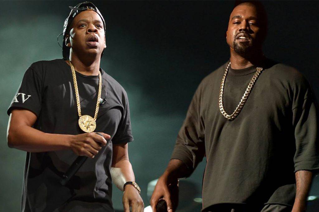 Kanye West e Jayz - Neomag.