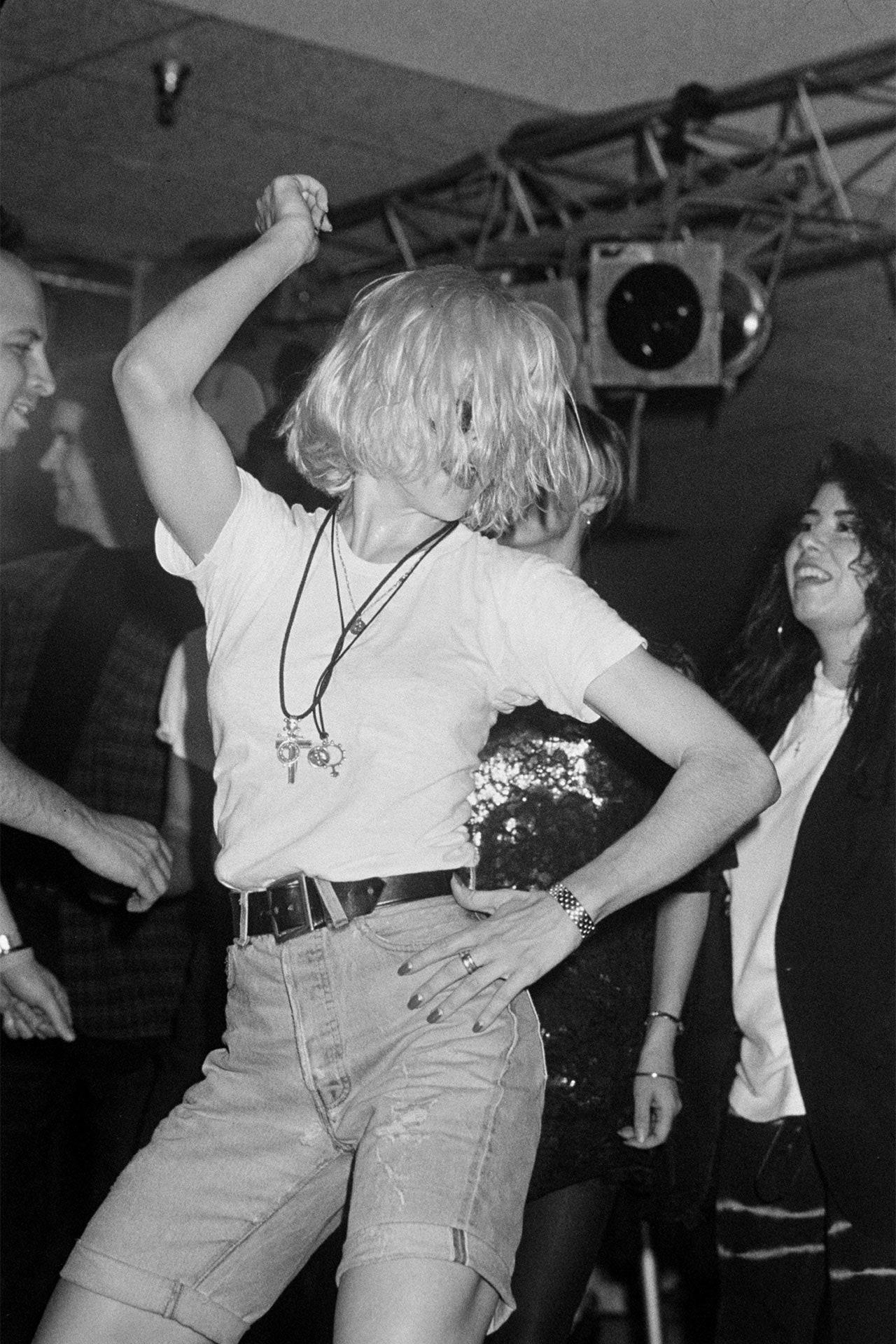 Madonna White-T-Shirt -neomag.