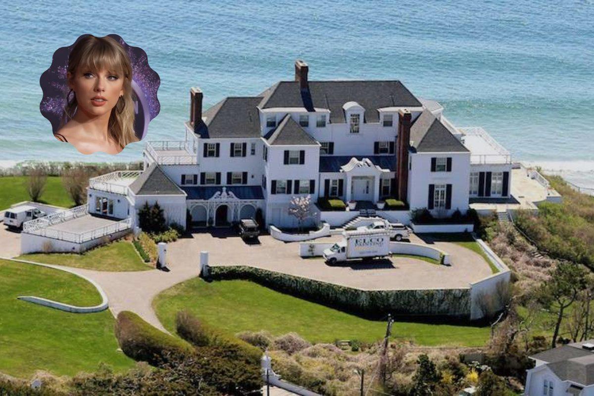 Villa Taylor Swift - neomag.