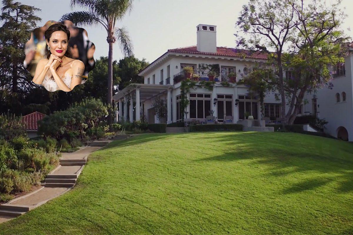 Villa Angelina Jolie - neomag.