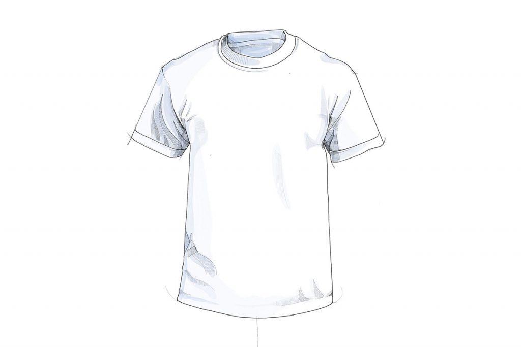 Storia della T-Shirt Bianca - neomag.
