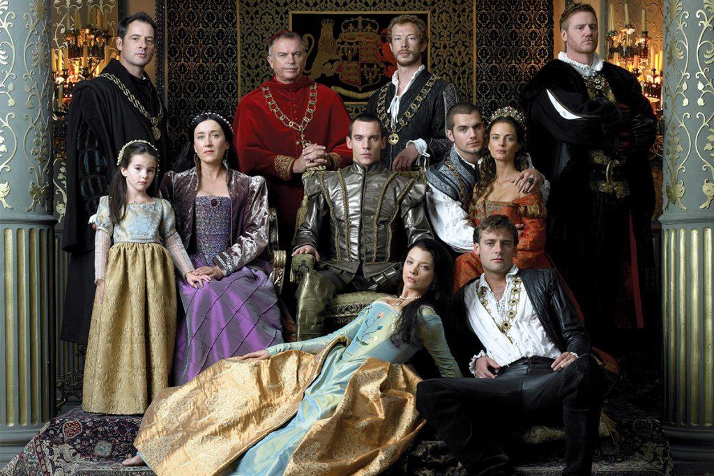 i Tudors - neomag.