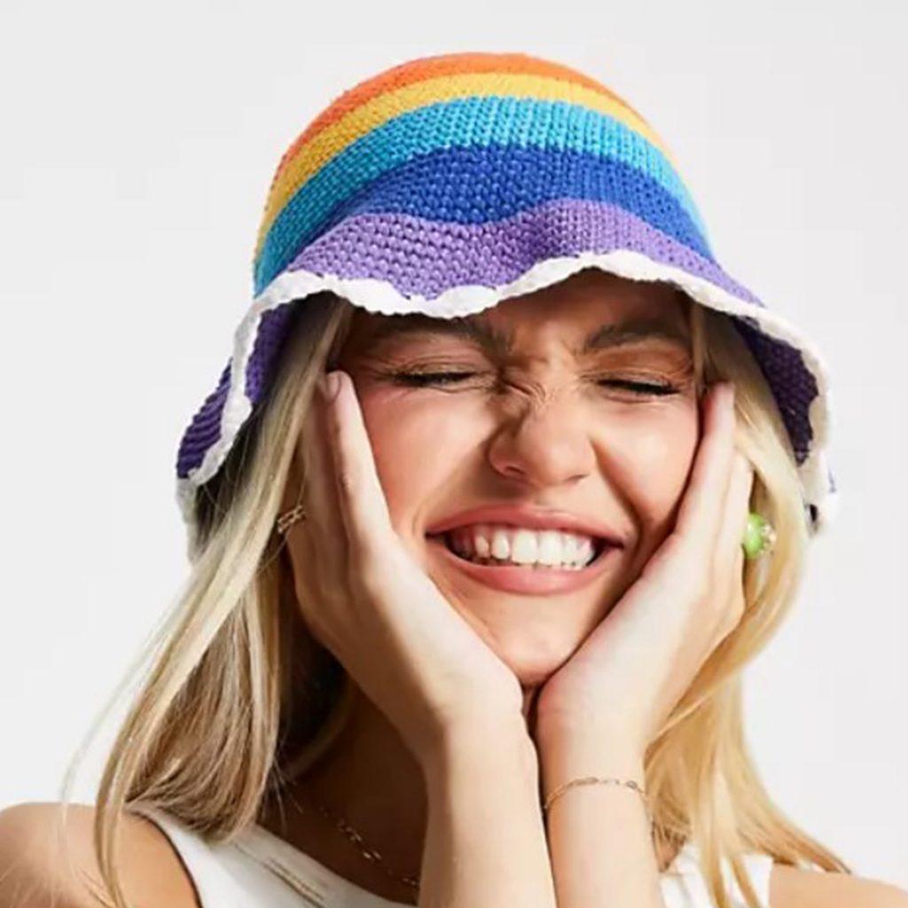 Cappello crochet - neomag.